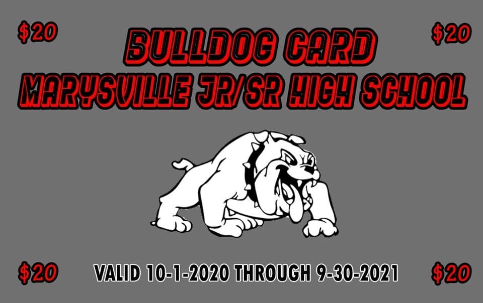 Bulldog Cards