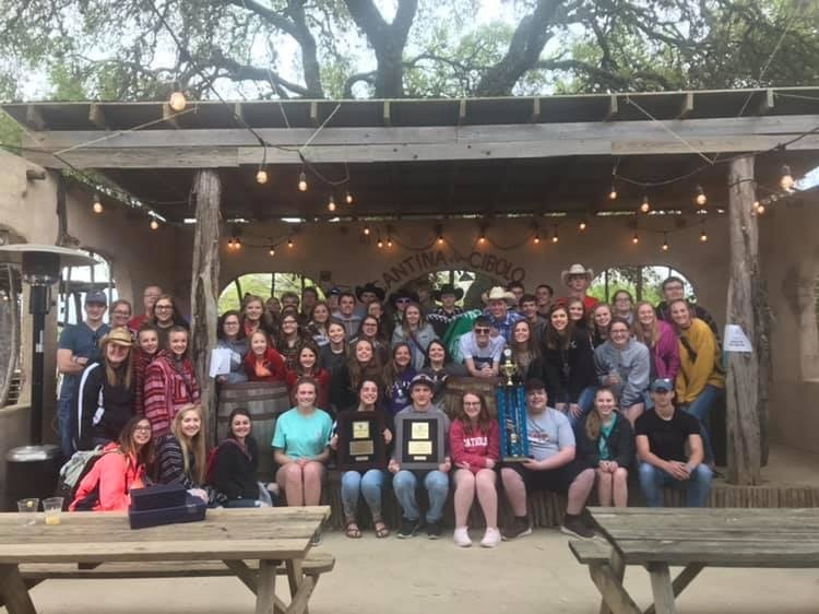 Band and Choir Students go to San Antonio, TX.