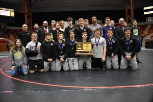 2019 4A WRESTLING STATE CHAMPS