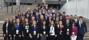 FBLA State Leadership Conference Results