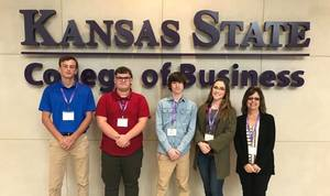 Advanced Accounting Students Attend Accounting & Technology Conference