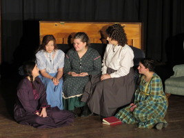 Spring Play ~ Little Women