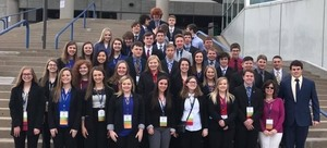 FBLA State Placers