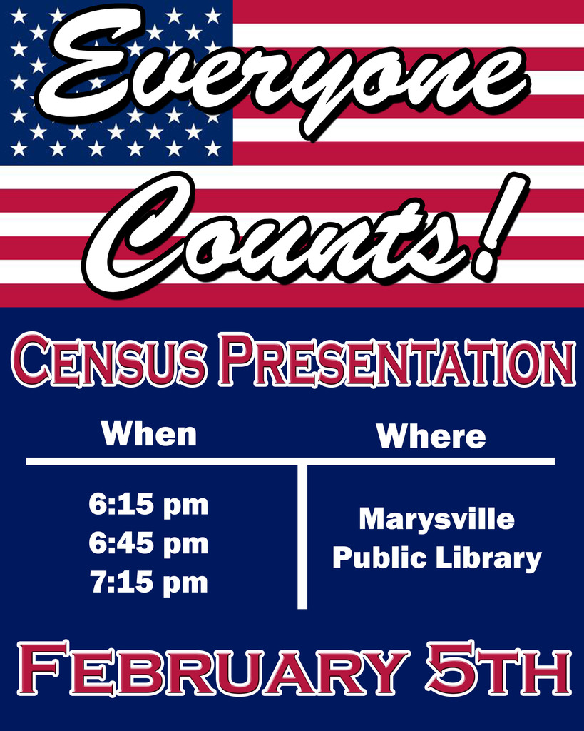 Learn about the Census and how important it is to our community.