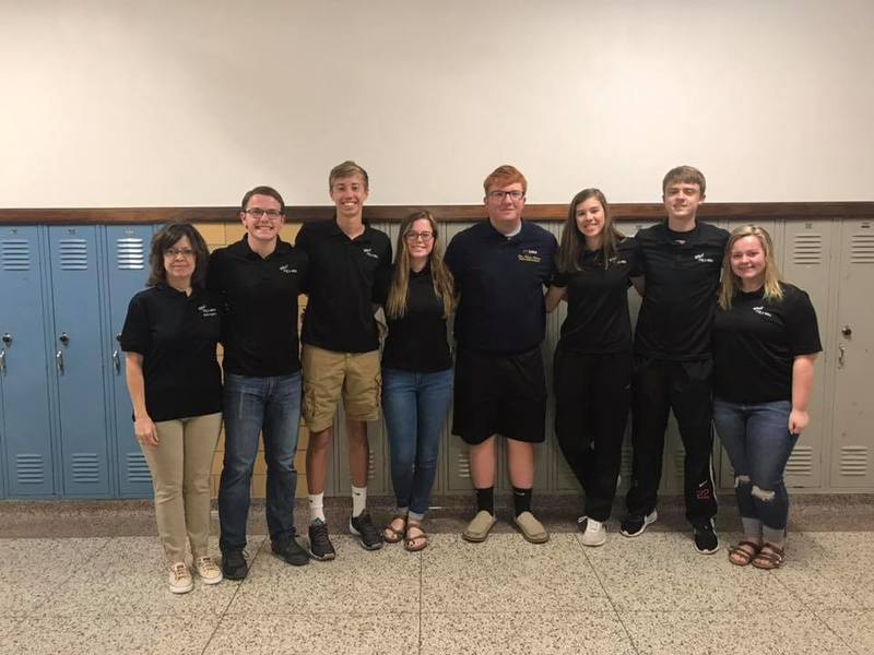 FBLA Announces Officer Teams for 2019-2020
